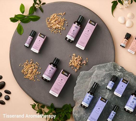 Tisserand Aromatherapy wellness