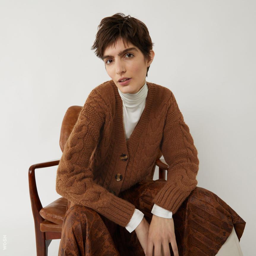 Warehouse womenswear brown
