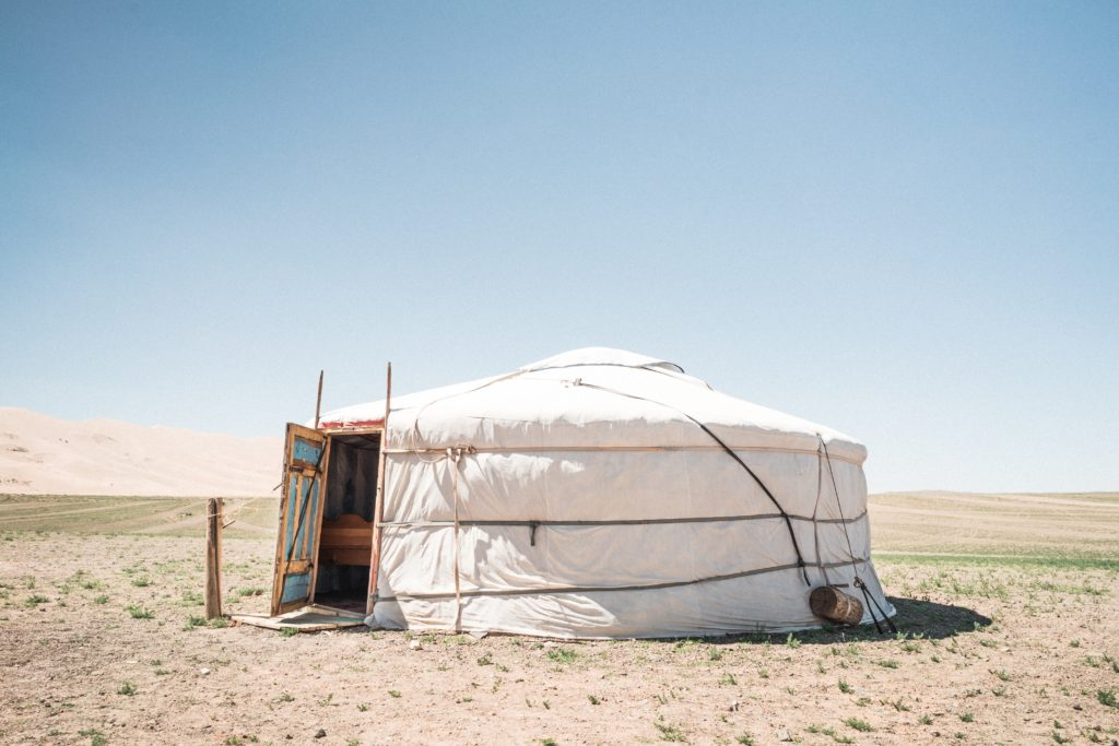 Patrick Schneider, Mongolia