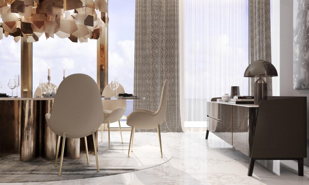 Elie Saab interiors