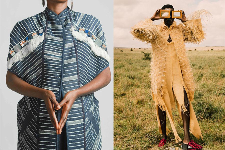 NKWO and Iamisigo fashion images
