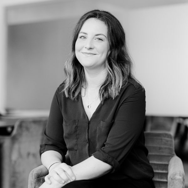 Head shot of Claire Lancaster | Food & Drink Strategist