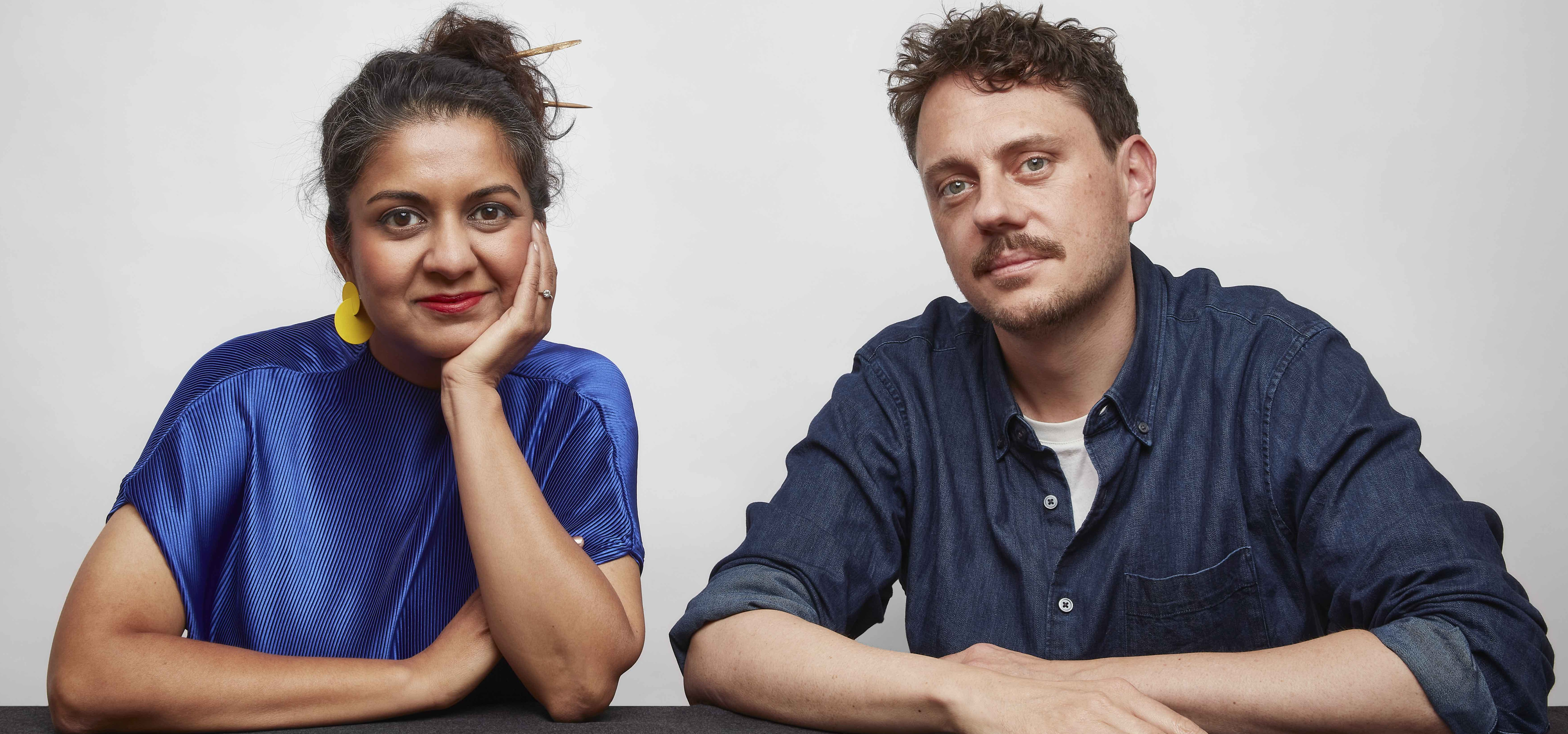 Anab Jain and Jo Ardern, futurists and co-founders of Superflux